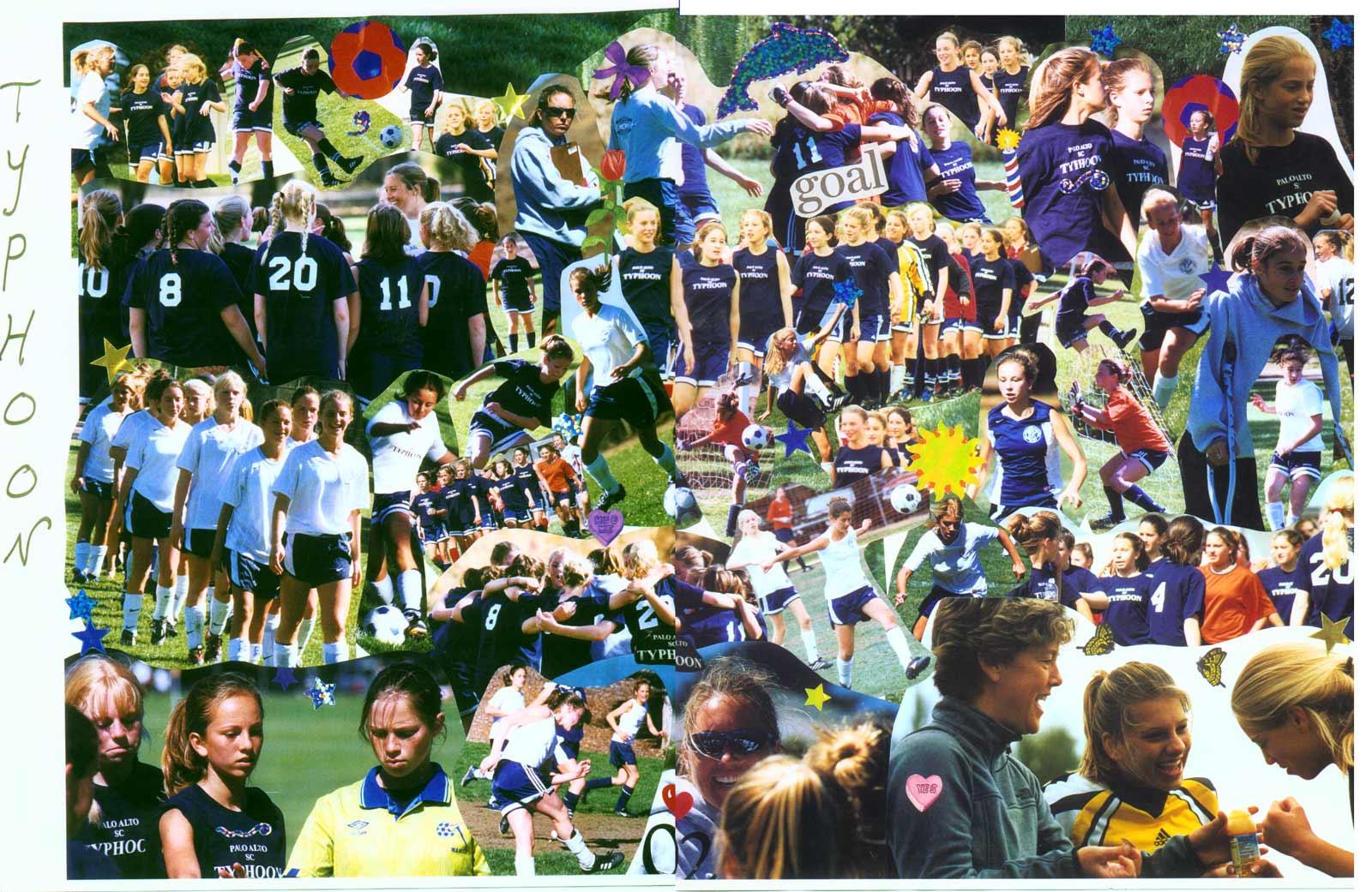 Untitled Document [les... Girls Soccer